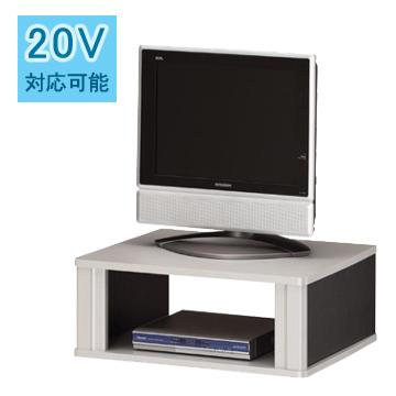 コンパクトTVボード(回転式) 幅500 【インテリア 家具ラック・棚】 / kagoo(カグー) 家具通販のメガサイト/07308TLS20B