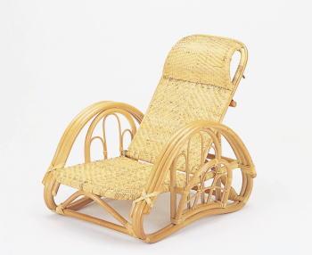 【送料無料】【アジアン家具】3段階リクライニング三ツ折パーソナルチェア・ロータイプ 【インテリア 家具椅子】 / kagoo(カグー) 家具通販のメガサイト/OE67A112