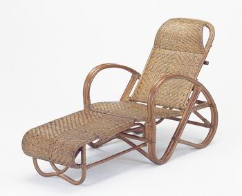 【送料無料】【アジアン家具】3段階リクライニング三ツ折パーソナルチェア(クッションカバー付) 【インテリア 家具椅子】 / kagoo(カグー) 家具通販のメガサイト/OE68A111B
