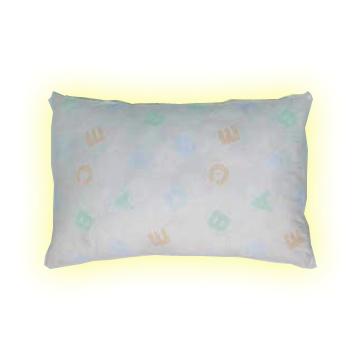 西川産業社製 子供用枕(アルファベット柄)